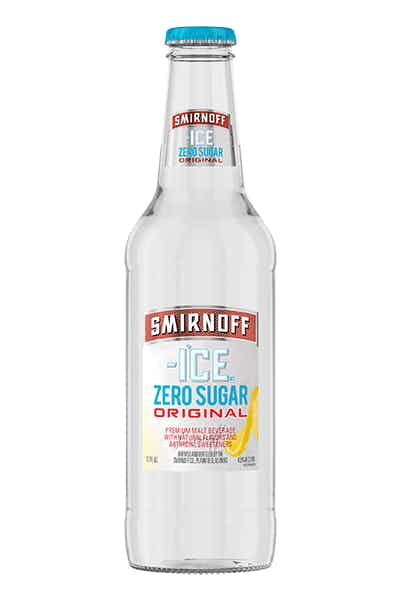 Smirnoff Ice Zero Sugar Original