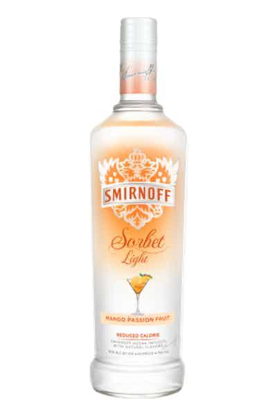 Smirnoff Sorbet Light Mango Passion Fruit Price Reviews Drizly