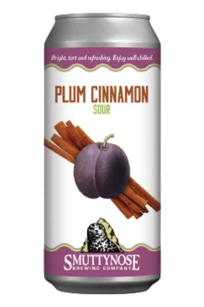 Smuttynose Plum Cinnamon Sour