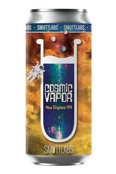 Smuttynose Smuttlabs Cosmic Vapor New England IPA
