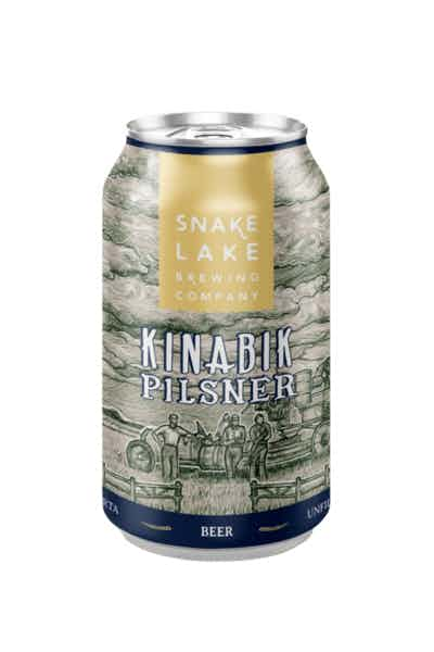 Snake Lake Kinabik Pilsner