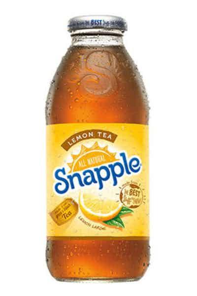 Snapple Lemon Flavored Tea