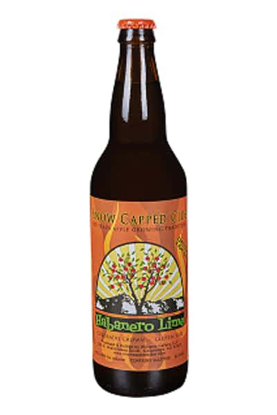 Snow Capped Cider Habanero Lime
