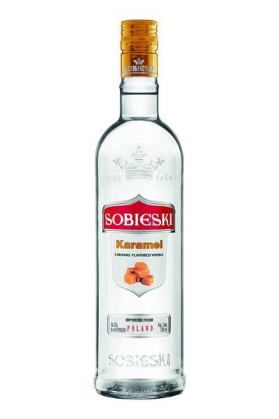 Sobieski Karamel Vodka