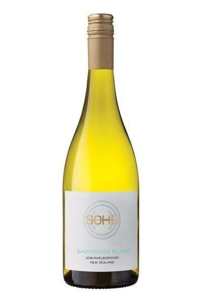 Soho Sauvignon Blanc (Marlborough) 2015