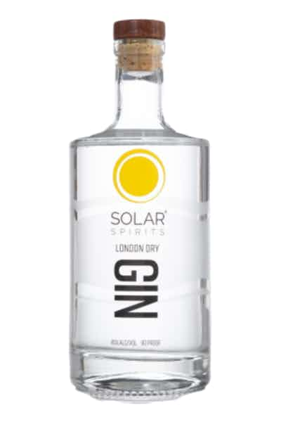 Solar Spirits London Dry Gin