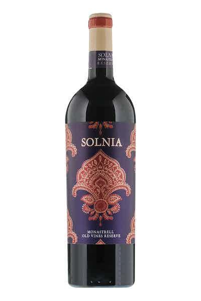 Solnia Old Vines Monastrell