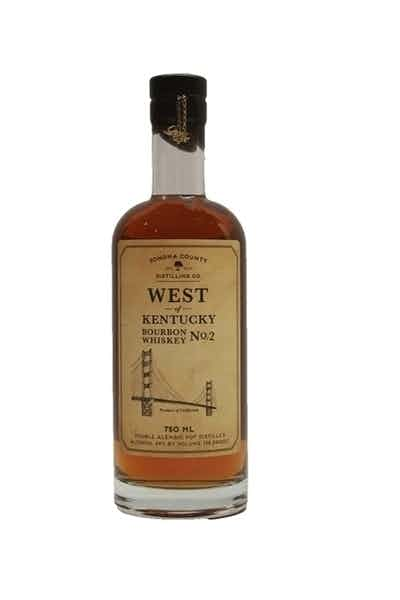 Sonoma County West of Kentucky Bourbon #2