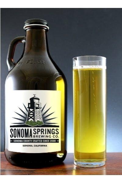Sonoma Springs Kolsch