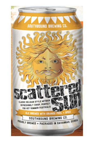 Southbound Scattered Sun Belgian Wit