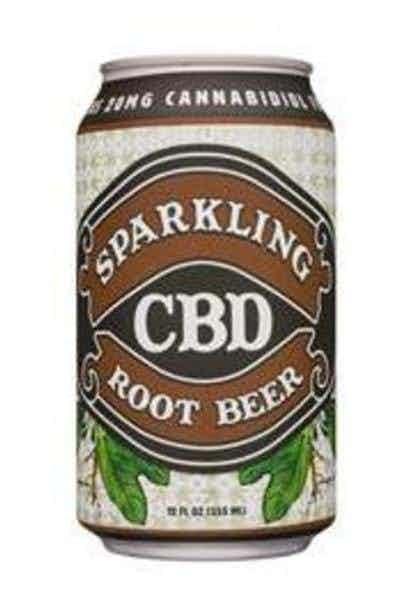 Sparkling CBD Root Beer