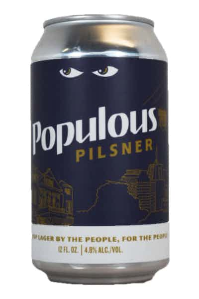 Speakeasy Populous Pilsner