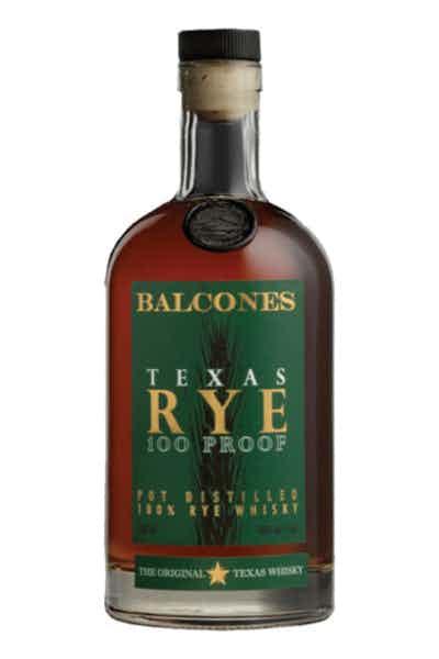Single Barrel Balcones Rye Cask Strength Private Edition
