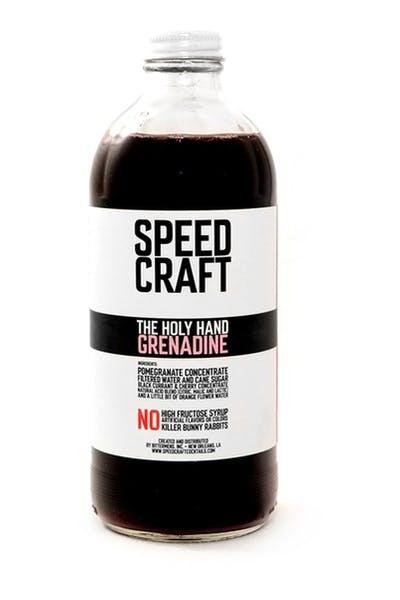 Speed Craft Grenadine Syrup