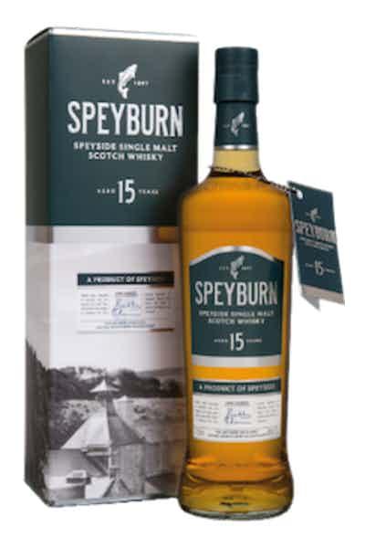 Speyburn Single Malt Scotch 15 Year