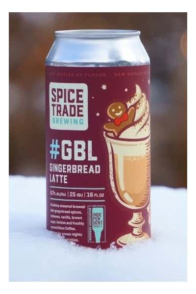 Spice Trade Brewing Gingerbread Latte
