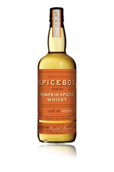 Spicebox Pumpkin Spiced Whiskey