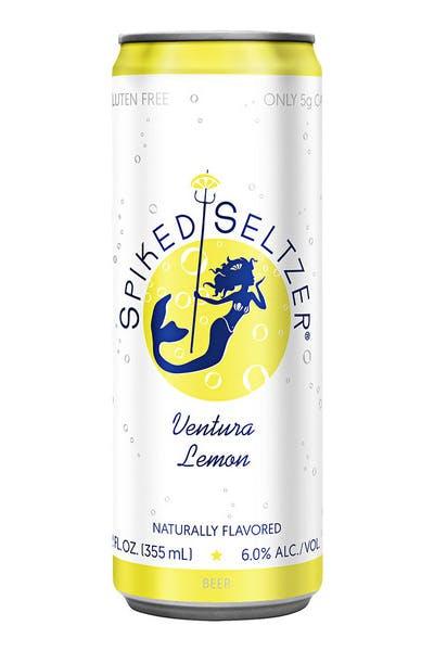 SpikedSeltzer Ventura Lemon