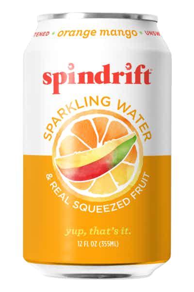 Spindrift Orange Mango Sparkling Water