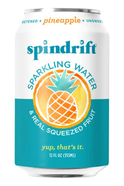 Spindrift Pineapple Sparkling Water