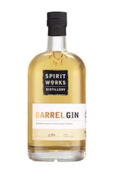 Spirit Works Distillery Barrel Gin