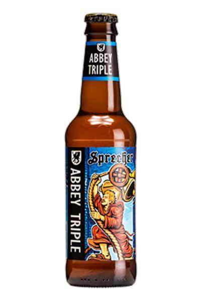 Sprecher Abbey Triple Ale