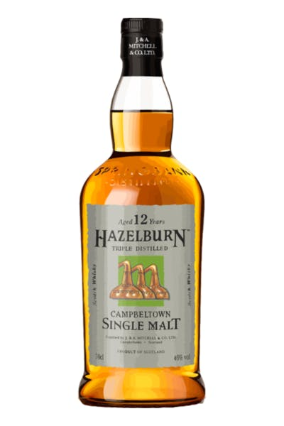 Hazelburn Single Malt 12 Year