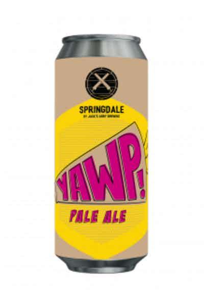 Springdale Yawp! Pale Ale