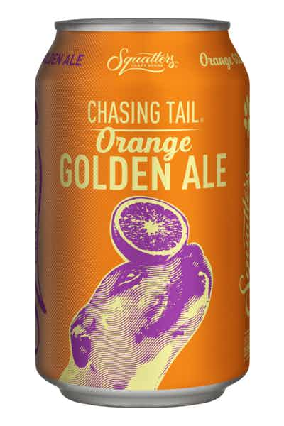 Squatters Chasing Tail Orange Golden Ale