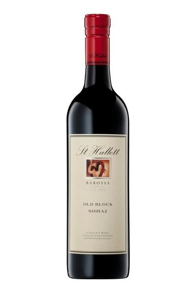 St. Hallett Shiraz Old Block 2009