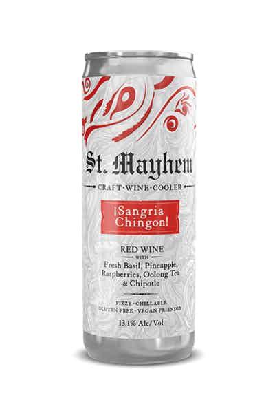 St. Mayhem ¡Sangia Chingon!