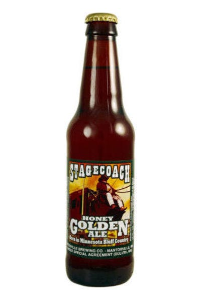 Stagecoach Honey Golden Ale