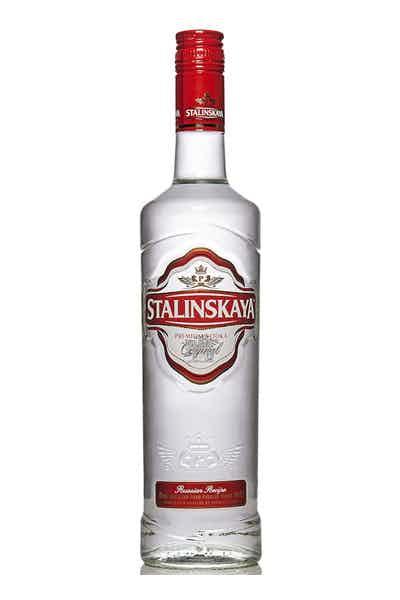 Stalinskaya Vodka