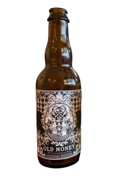 Standard Old Money Brett Pale Ale