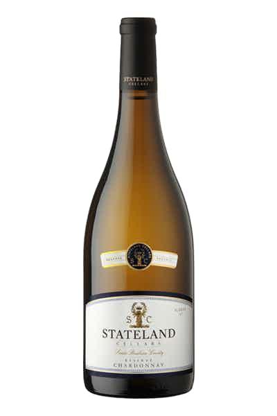 Stateland Cellars Chardonnay Reserve