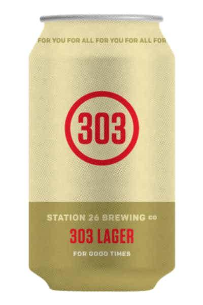 Station 26 303 Lager