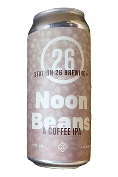 Station 26 Noon Beans
