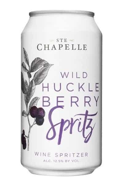 Ste Chapelle Huckleberry Spritzer