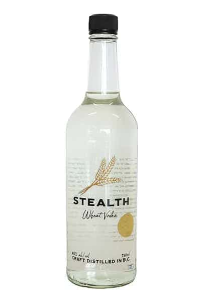 Stealth Wheat Vodka