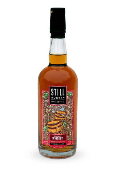 Still Austin Bourbon Whiskey