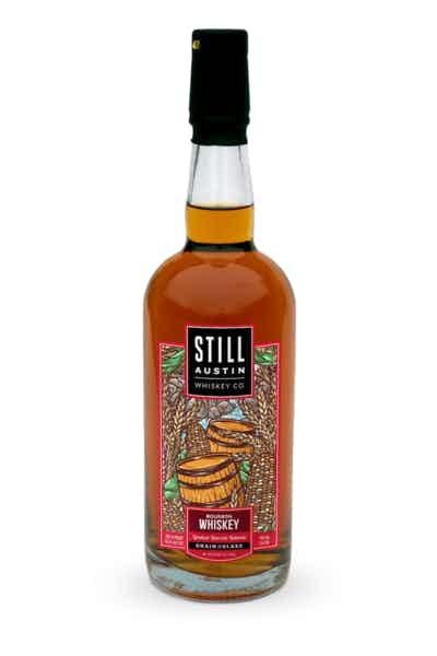Still Austin Bourbon Whiskey
