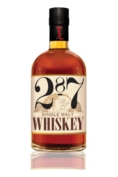 Still The One 287 Single Malt Whiskey