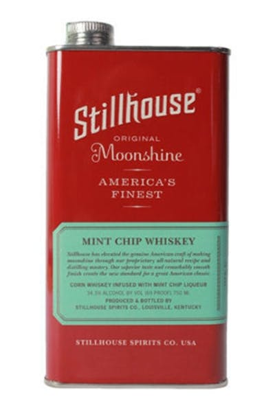 Stillhouse Mint Chocolate Chip Moonshine