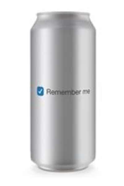 Stillwater Remember Me IPA