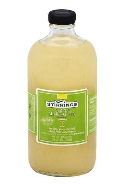 Stirrings Jalapeno Margarita
