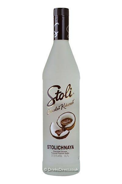 Stolichnaya Chocolat Kokonut