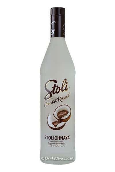 Stoli® Chocolat Kokonut