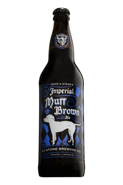 Stone Imperial Mutt Brown
