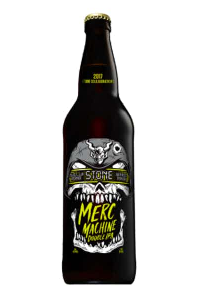 Stone Merc Machine Double IPA