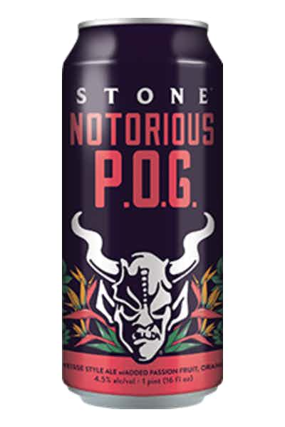 Stone Notorious P.O.G Berliner Weisse